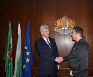 Jordan Mihtiev and Ivan Kristoff