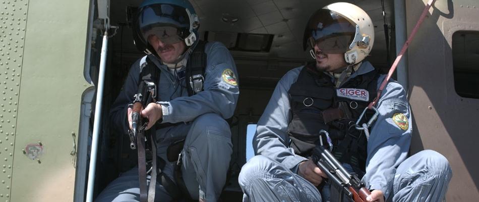 aerial rescue commando