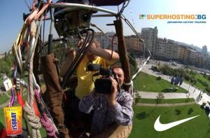 Hot Air Ballooning in Bulgaria