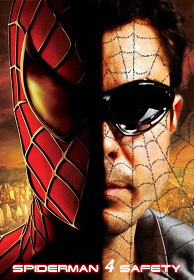 spiderman 4 safety web