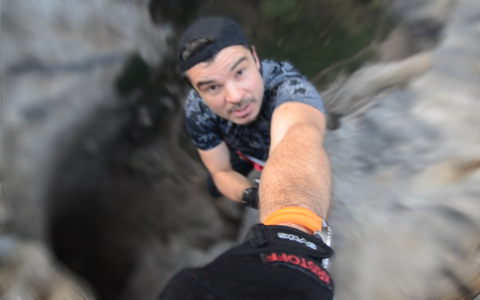 Training and Free Solo climbing