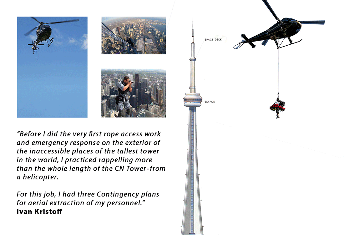 Highrise Emergency & Aerial Response Team