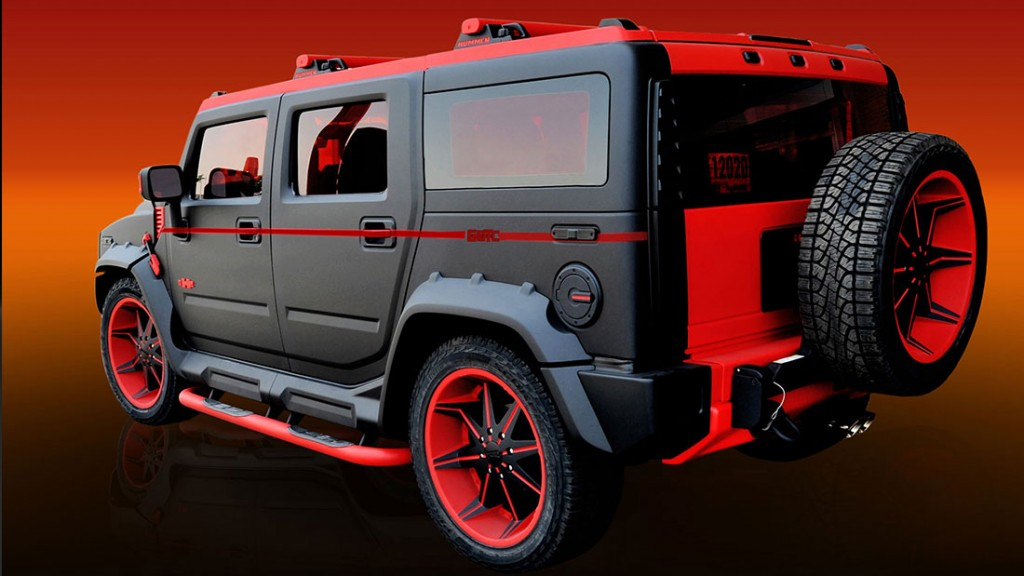 LIMITED EDITION Hummer