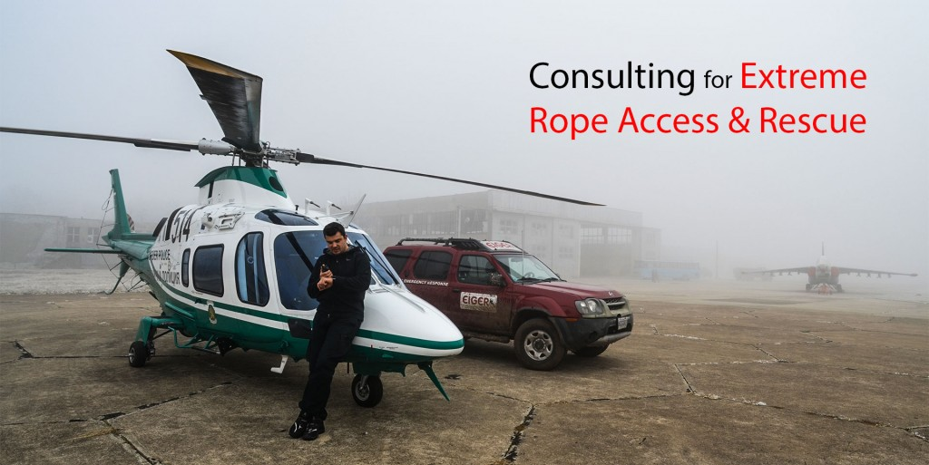 Consulting for Extreme Rope Access and Rescue