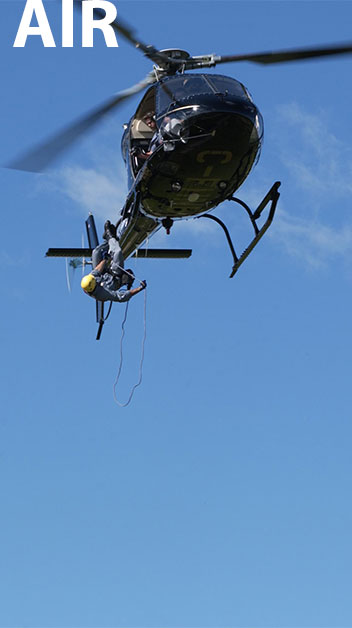 AIR Vertical Rescue