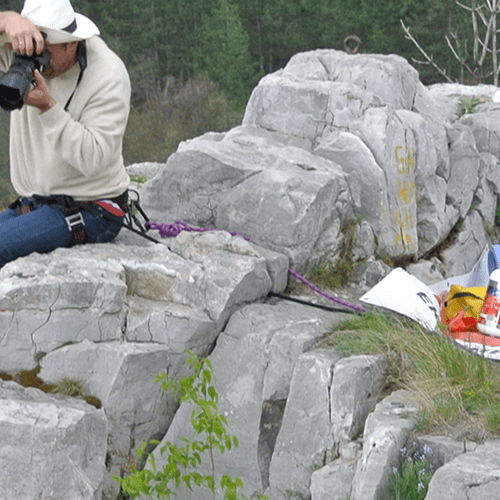 Екстремна фотография в района на Лакатник