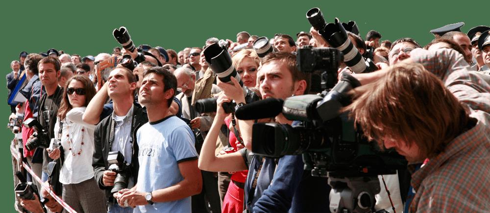 Фото журналисти