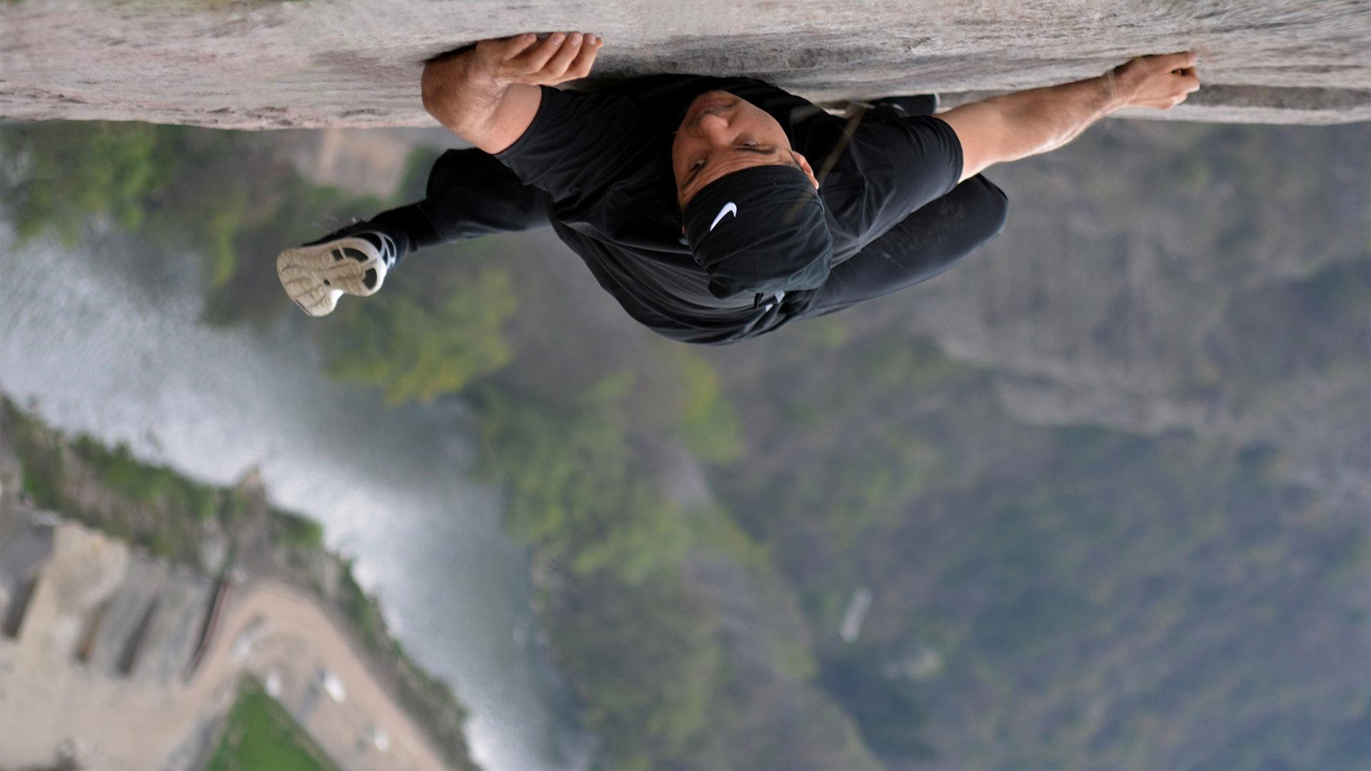 Екстремна фотография в района на скалите на Лакатни