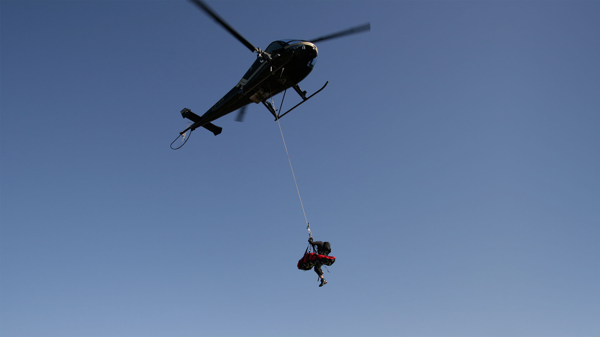 World's First Volunteer Rope Access Rescue Team