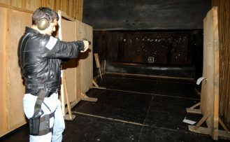 Стрелба с пистолет