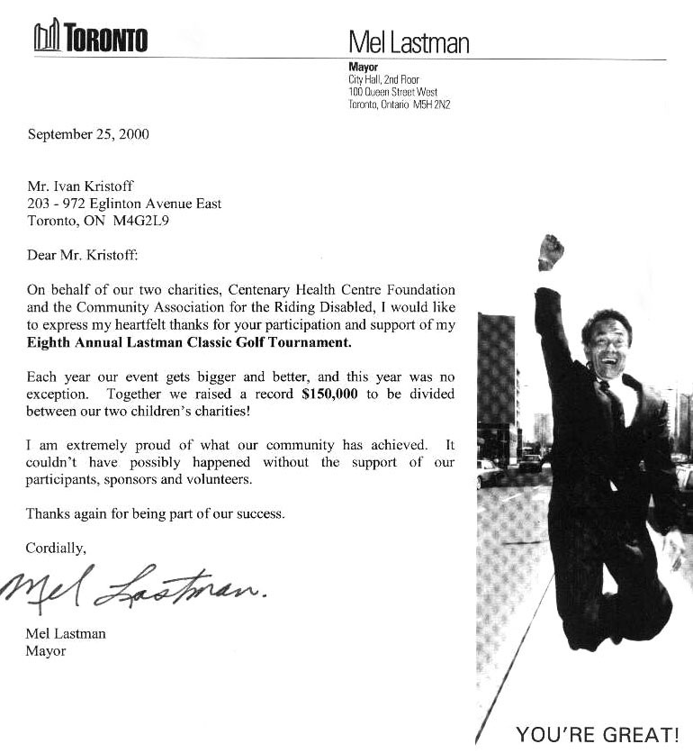 LetterMayor