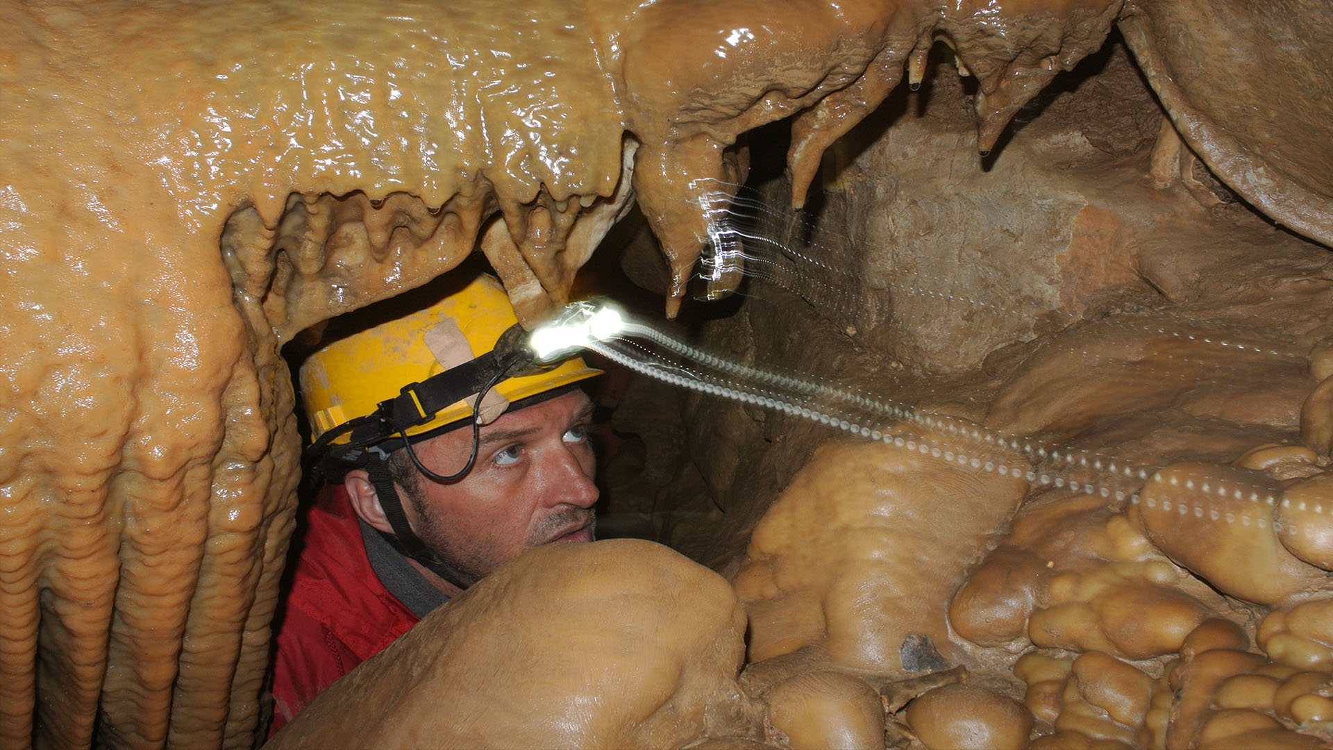 caving in Bulgaria