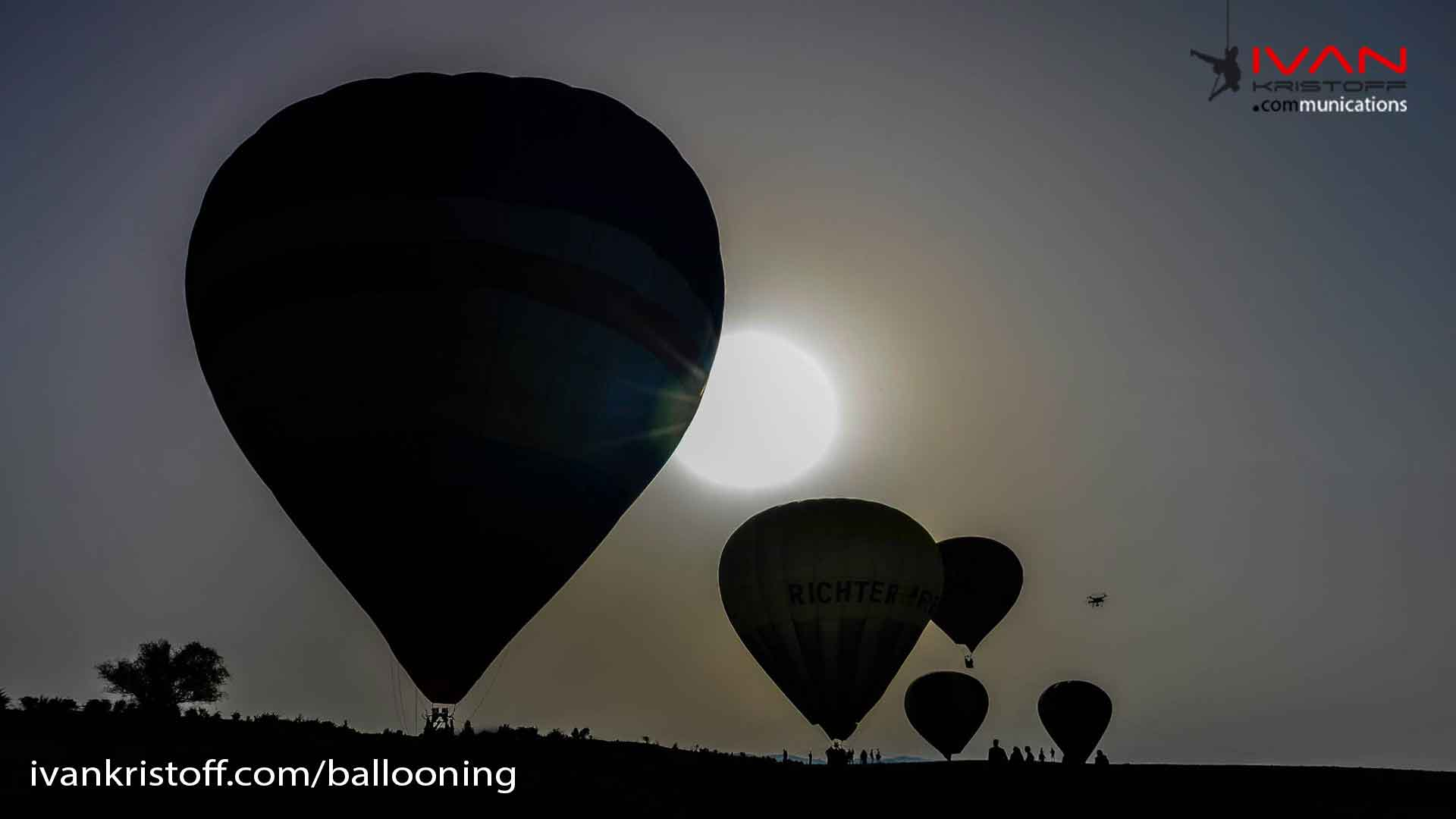 Hot Air Ballooning in Bulgaria