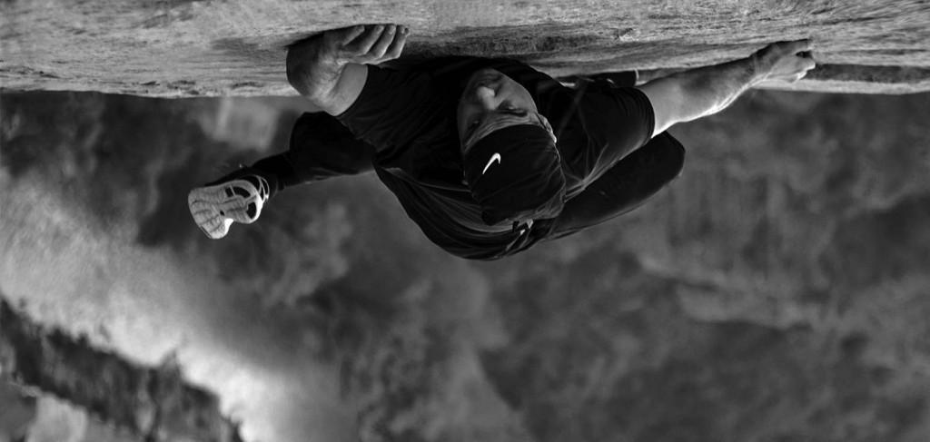 Solo Climbing