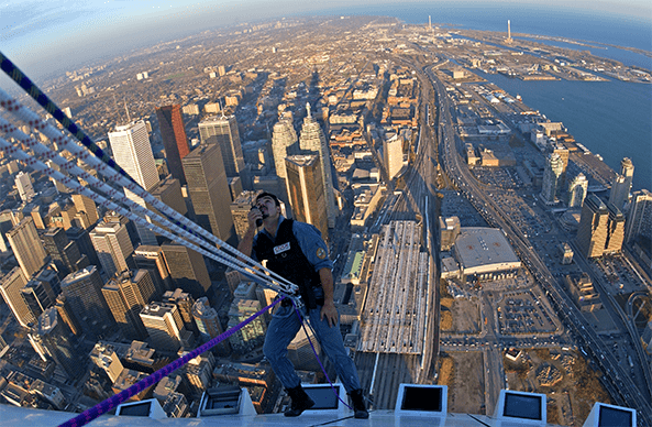 Extreme Rope Access