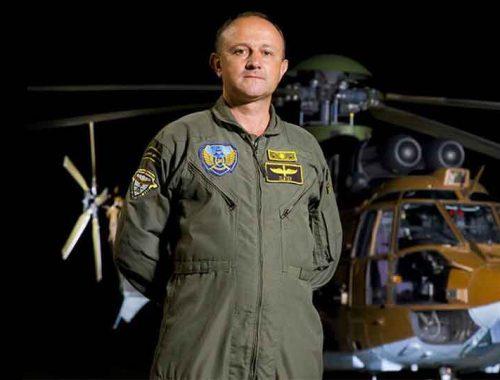 Major General Zlatko Zlatev
