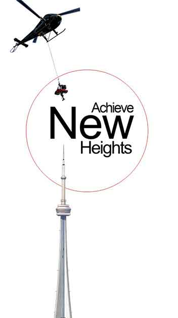 Achieve New Heights