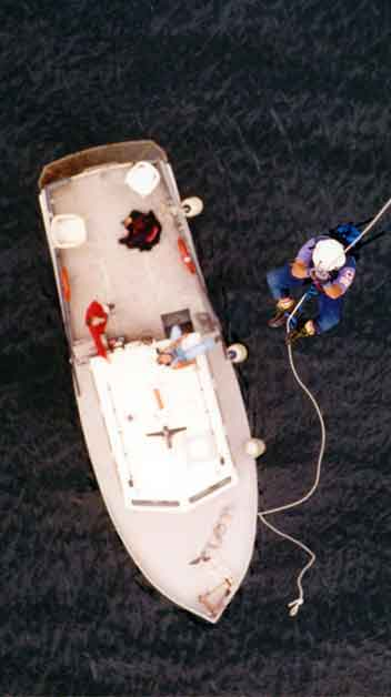 Water Rope Rescue
