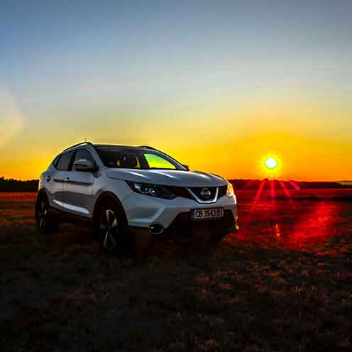 THE NEW QASHQAI