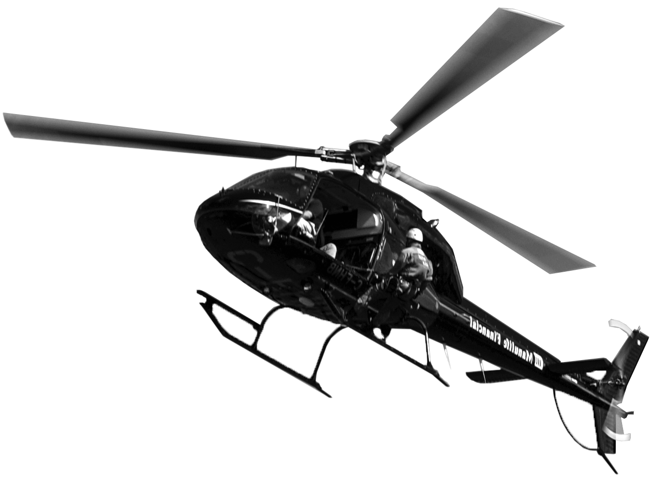 Ivan Kristoff on Helii Twinn Engine Eurocpter