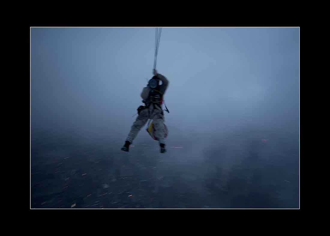 Rope access Cn tower