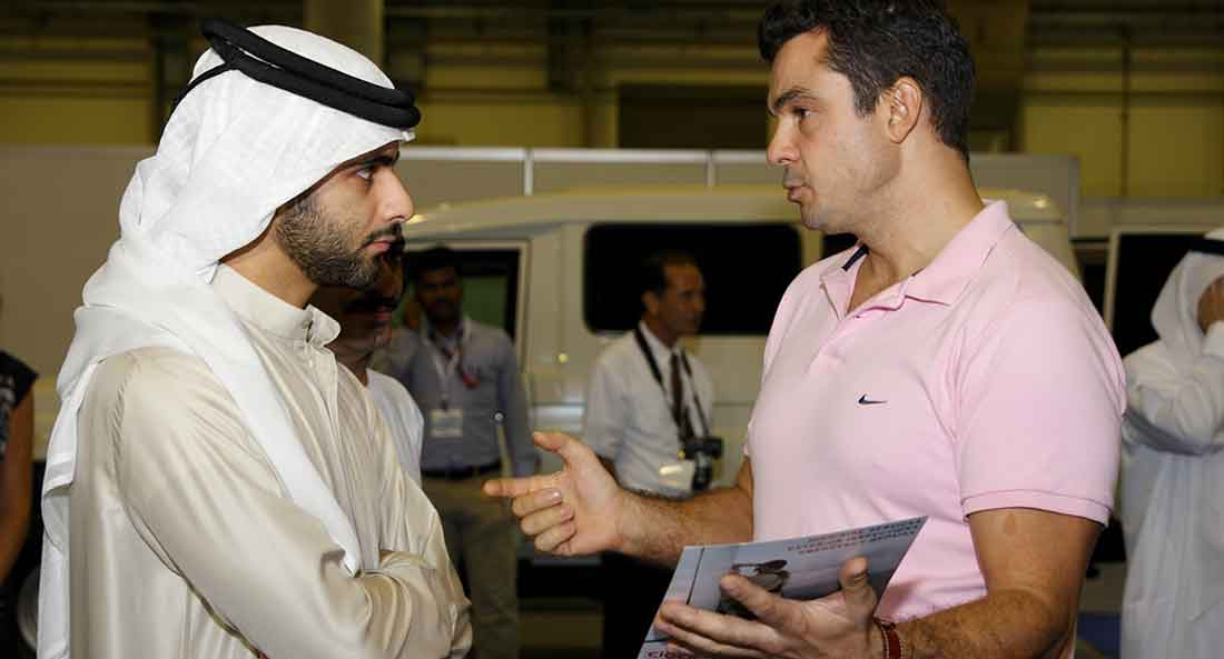 Prince His Highness Sheikh Mansoor