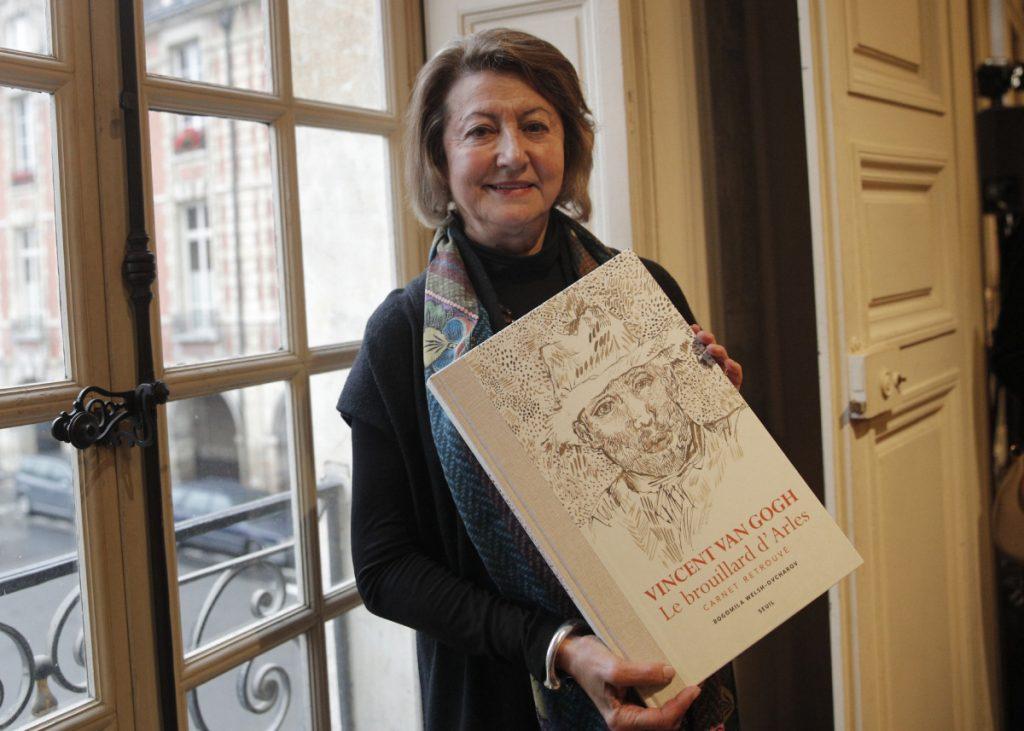 Братовчедката му Богомила предизвиква световна сензация с най-новата си книга с описани 67 новооткрити щрихи на Ван Гог