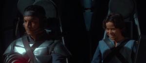 """Star Wars Episode 2: Исках да преживеем най-култовия пример за връзката между баща и син - сцената от филма """"Междузвездни войни""""."""
