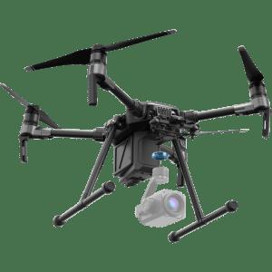 Интелигентни Термовизионни камери за спасителни операции