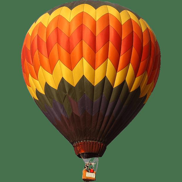 A Hot-Air Balloon Ride Over Mt. Everest