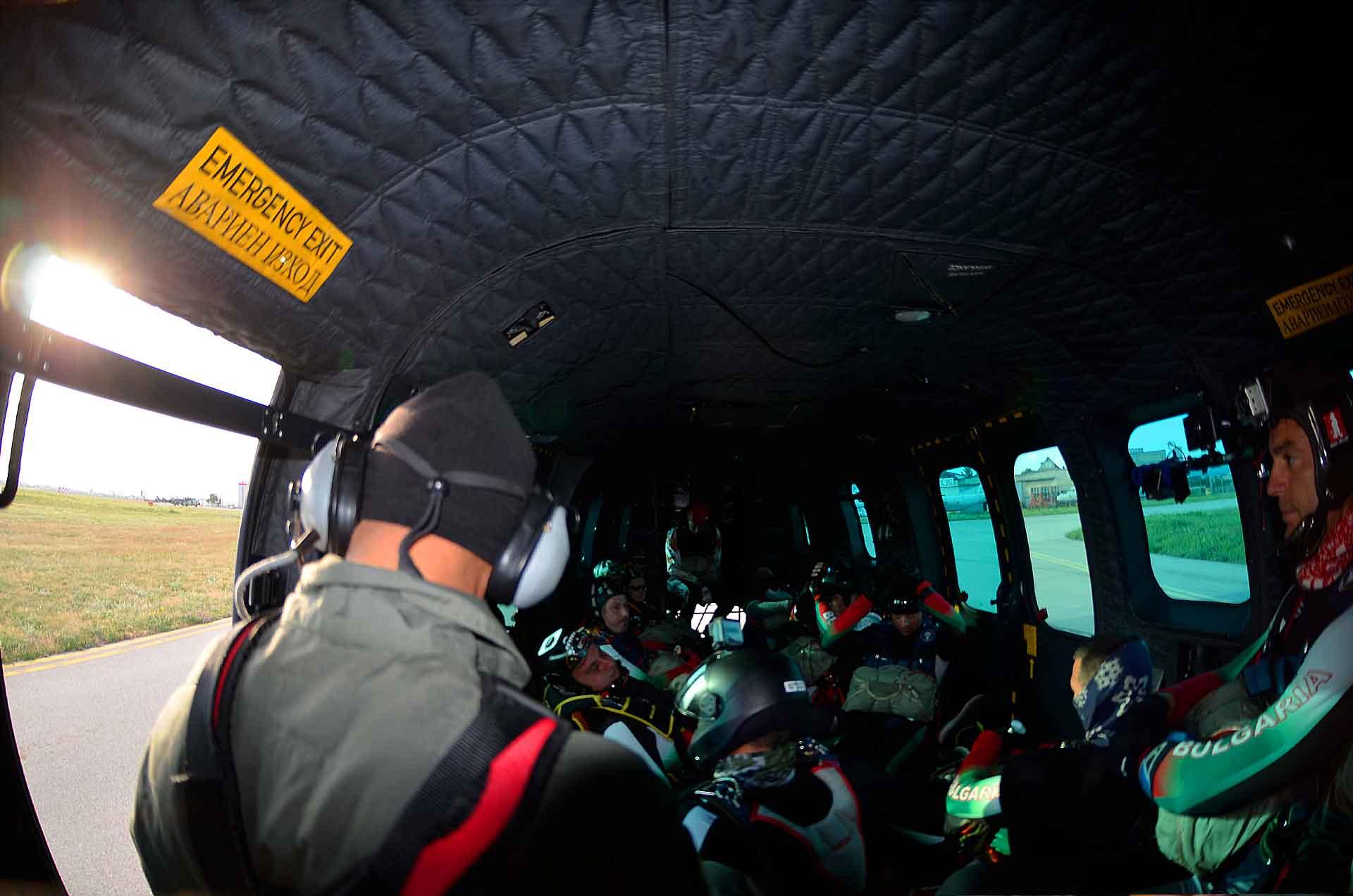 Една визия за създаване на доброволчески екип за Издирване и спасяване с хеликоптер на труднодостъпни места: