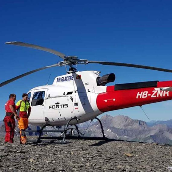 Mountain Air Rescue Service