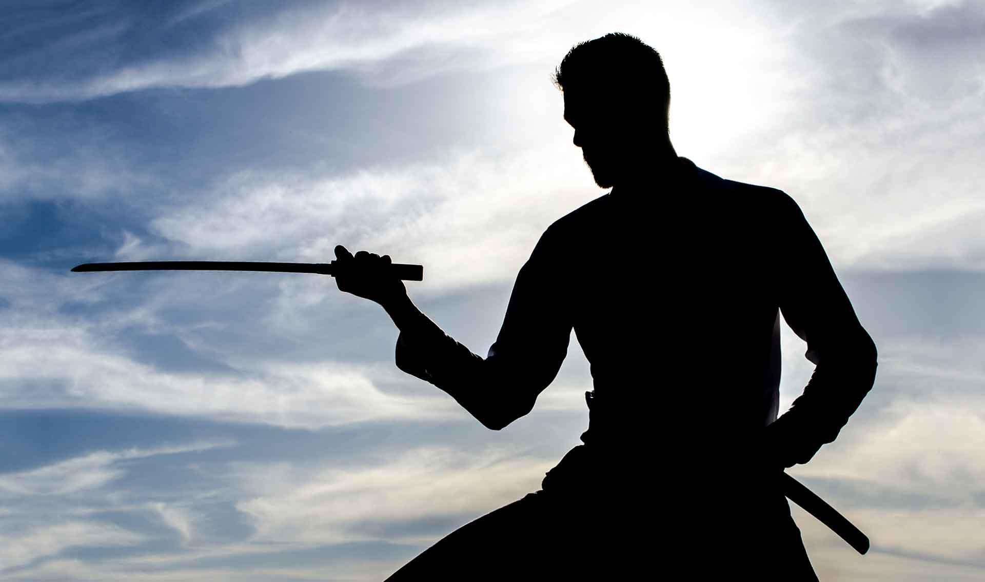 The Samurai Sword