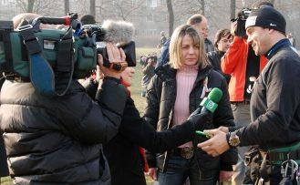 Hot Air Ballooning with Yordanka Fandukova
