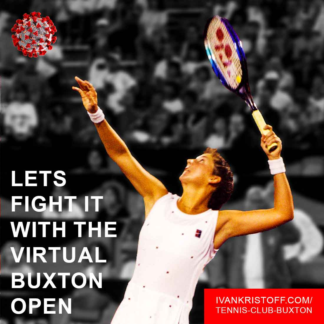 Virtual Buxton Tennis Open