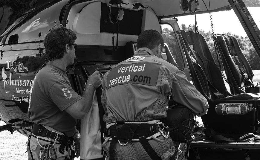 Petzl Daryl Vertical Rescue