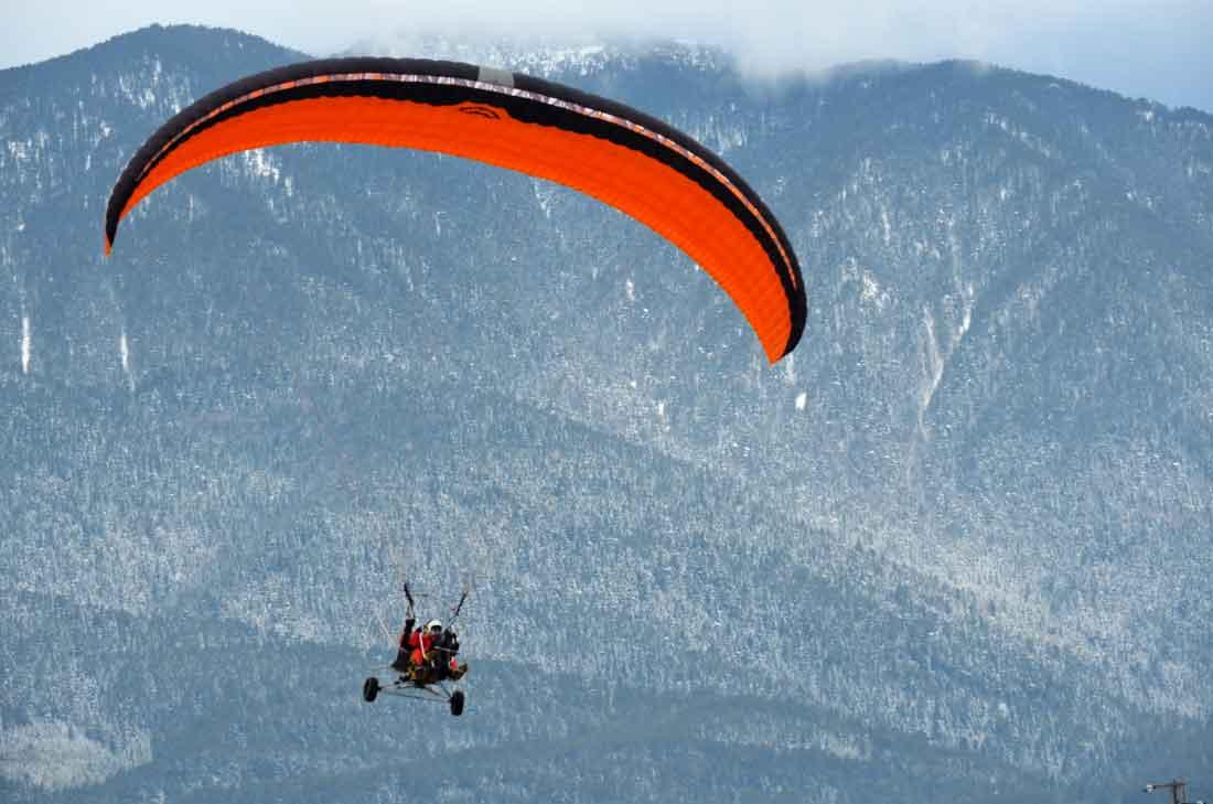 Hot Air Balloonung in Bulgaria