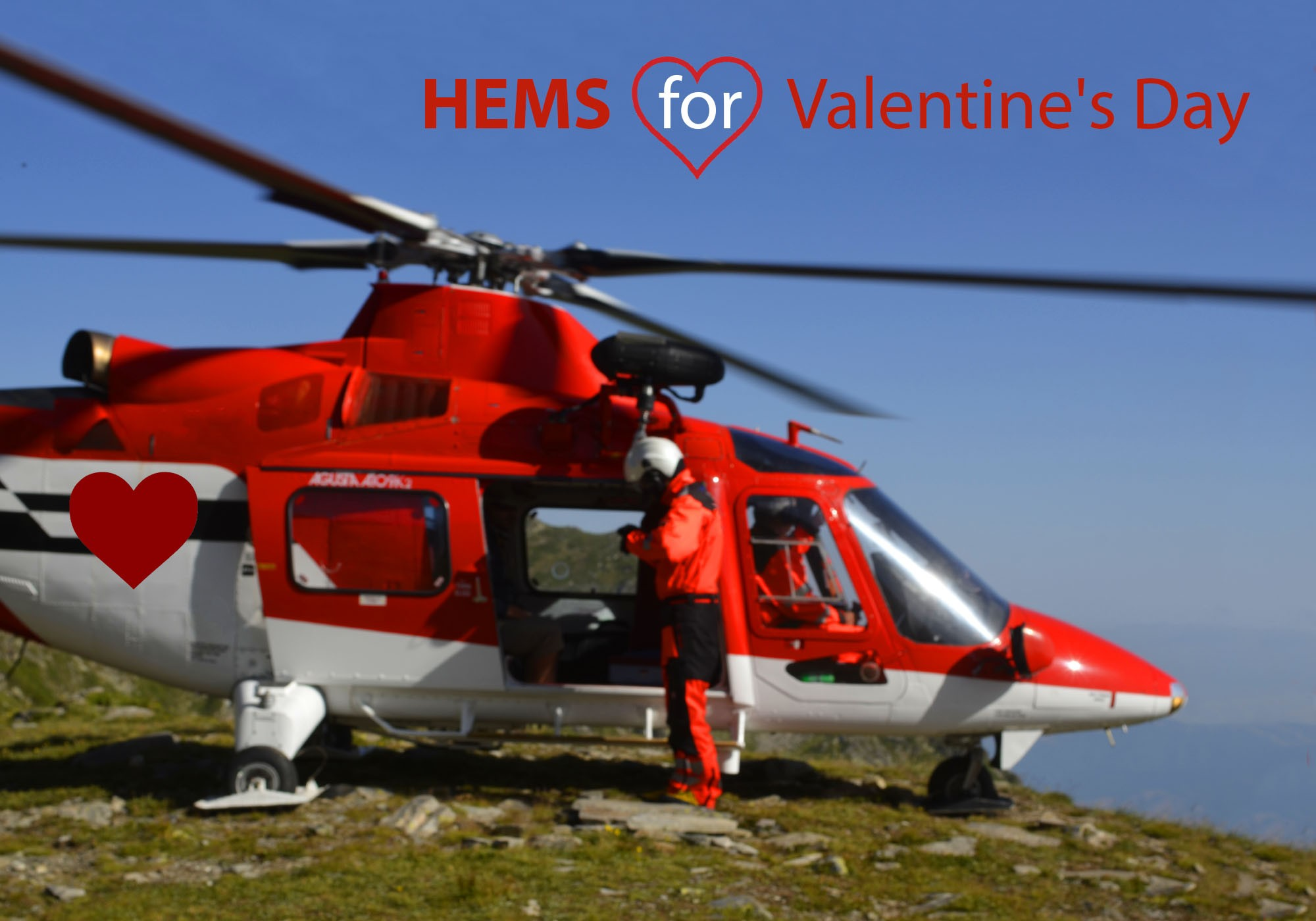HEMS for Valentine's Day